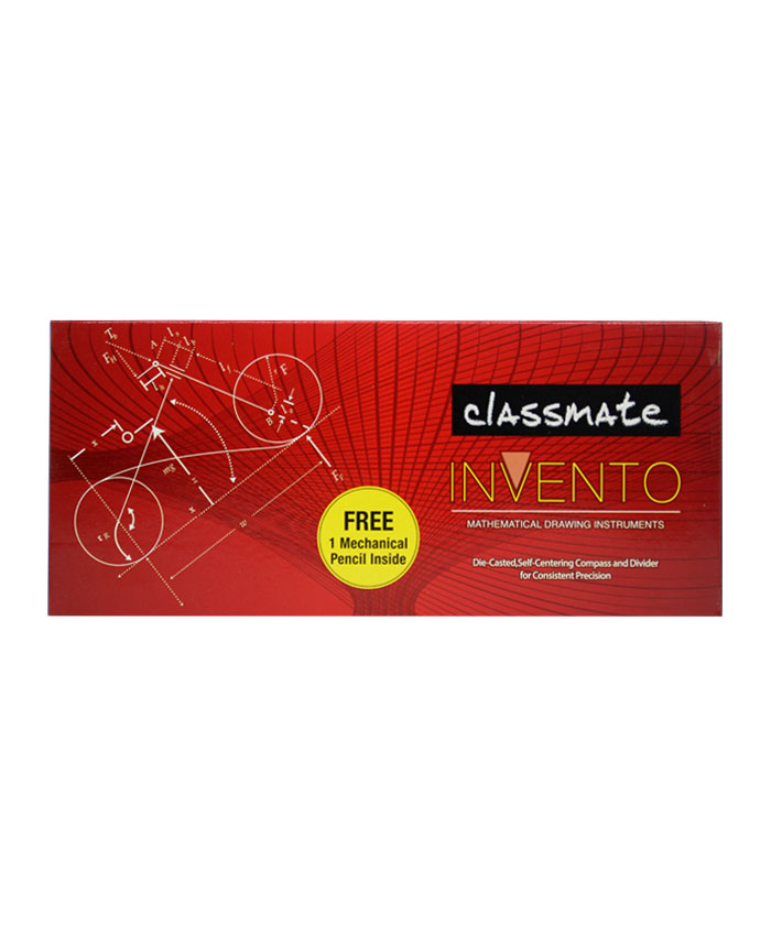 Classmate Invento Geometry Box