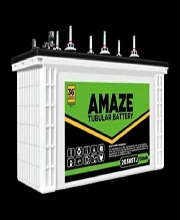 AMAZE 2036 ST - 150 AH Short Tubular Battery