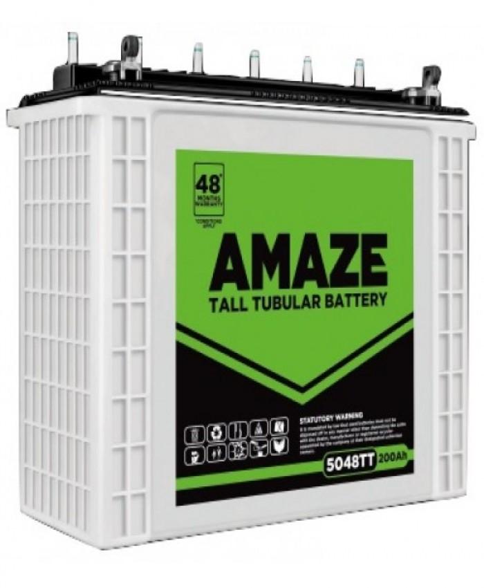 AMAZE 5048 TT - 200 AH Tall Tubular Battery