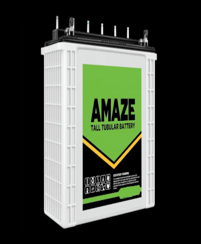 AMAZE 5248 TT - 220 AH Tall Tubular Battery