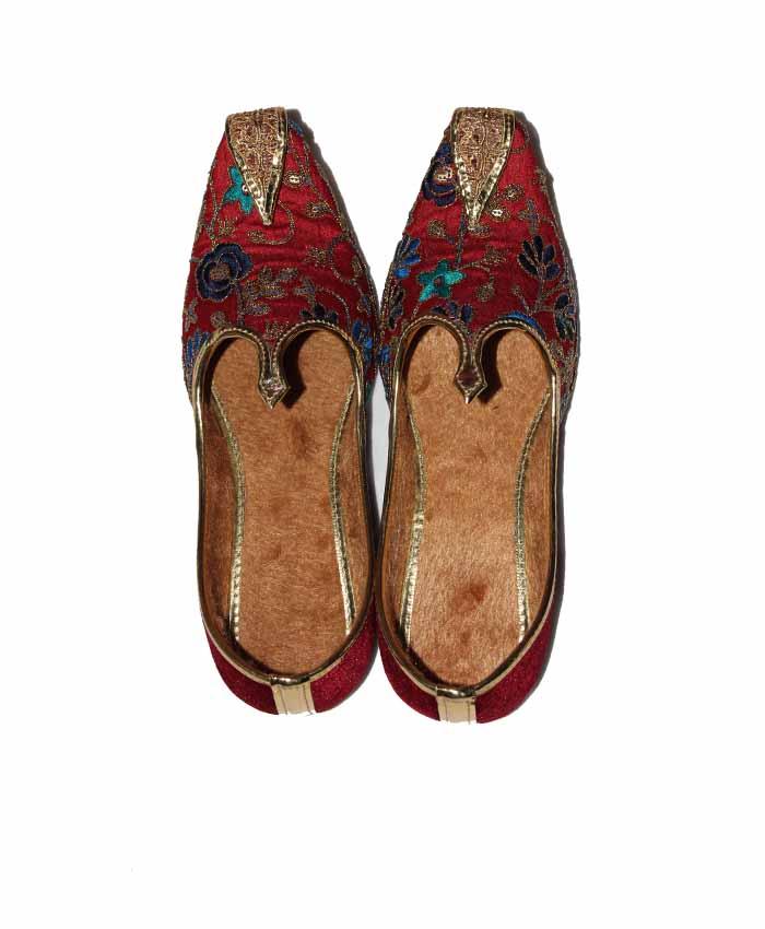 Shervani Shoes Work