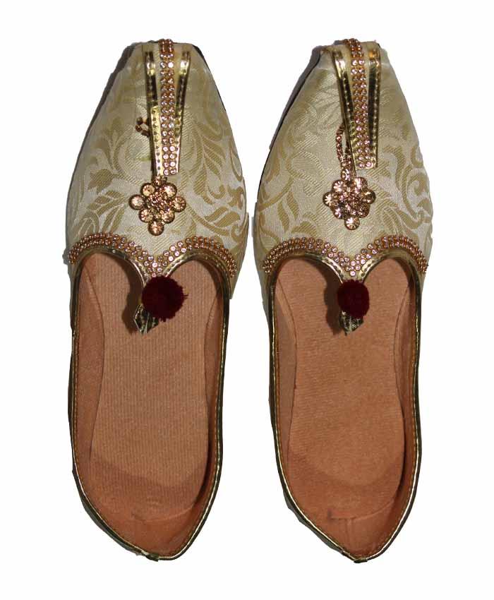 Shervani Shoes ( Stone Work)