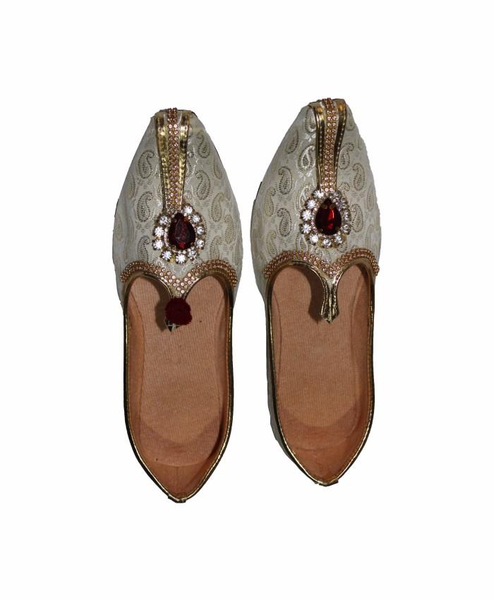 Shervani Shoes(Large Stone)