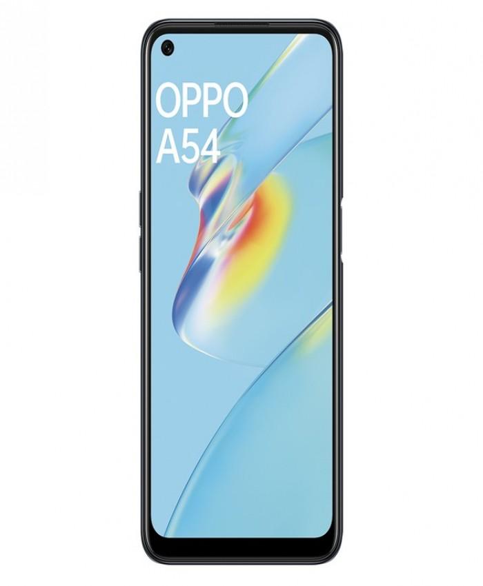 Oppo A54 64GB, 4GB RAM, Crystal Black, Smartphone